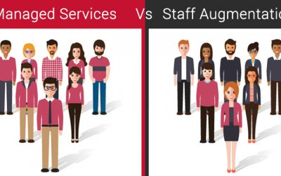 Managed Services VS Staff Augmentation: What's better for you?